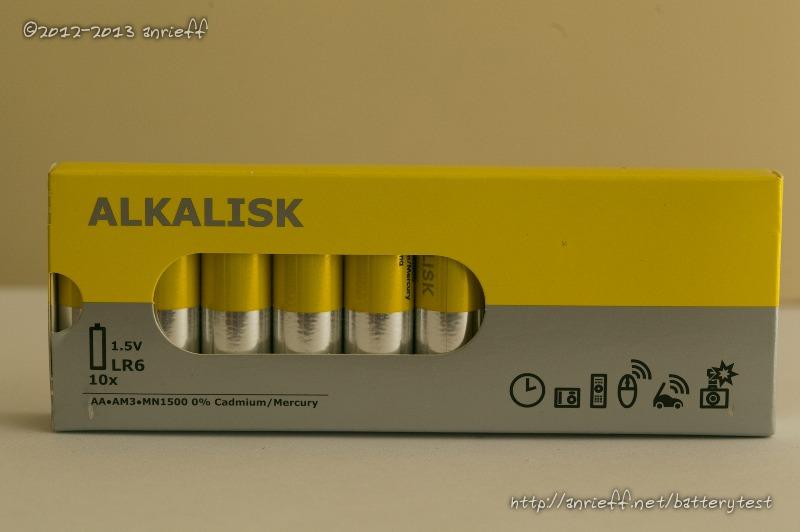 alkalisk